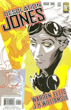 DESOLATION JONES (2005) #1