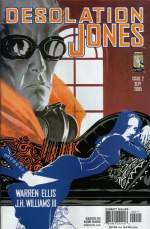 DESOLATION JONES (2005) #2