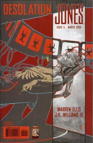 DESOLATION JONES (2005) #5