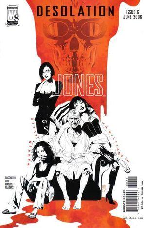 DESOLATION JONES (2005) #6