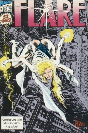 FLARE (1988 1ST SERIES) #3