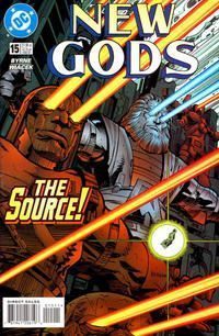 NEW GODS (1995 4TH SERIES) #15