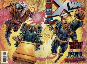 X-MAN ANNUAL (1996-1998)  #1996