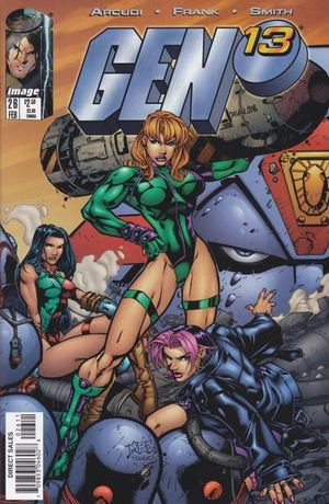 GEN 13 (1995 2ND SERIES) #26B