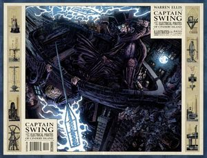 CAPTAIN SWING (2010) #1WRAP
