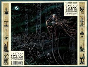CAPTAIN SWING (2010) #2WRAP