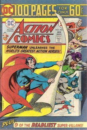 ACTION COMICS (1938 DC) #443