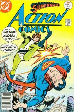 ACTION COMICS (1938 DC) #472