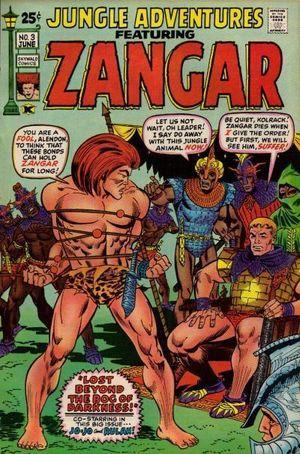 JUNGLE ADVENTURES (1971) #3