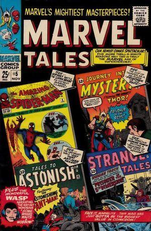 MARVEL TALES (1964 MARVEL) #5