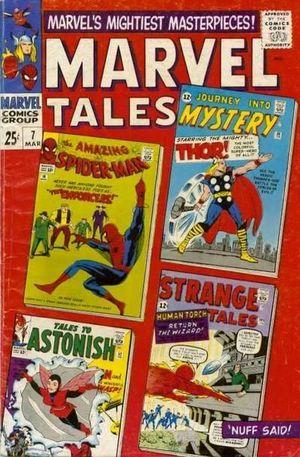 MARVEL TALES (1964 MARVEL) #7