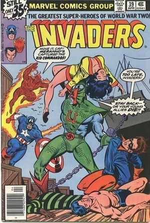 INVADERS (1975 1ST SERIES) #39