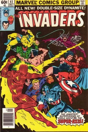 INVADERS (1975 1ST SERIES) #41