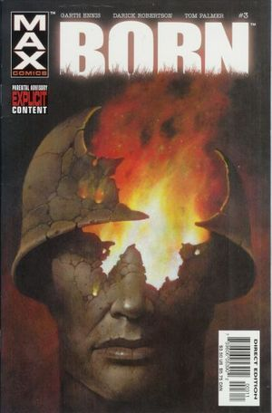 BORN (2003 MARVEL MAX) #3