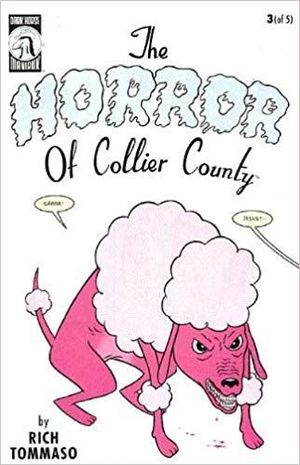 HORROR OF COLLIER COUNTY (1999) #3