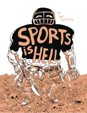SPORTS IS HELL GN (2020) #1
