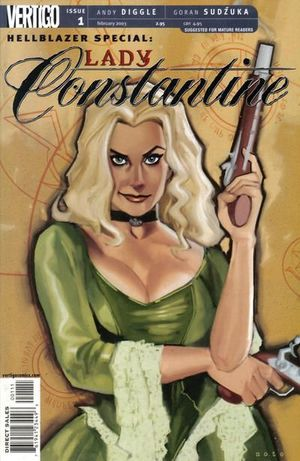 HELLBLAZER SPECIAL LADY CONSTANTINE (2003) #1-4