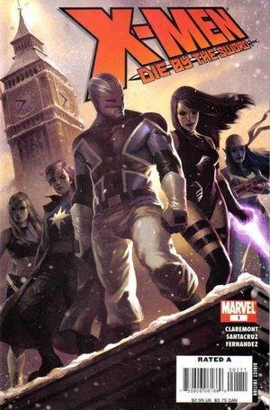 X-MEN DIE BY THE SWORD (2007) #1-5
