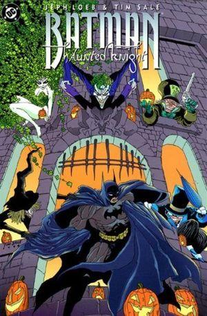 BATMAN HAUNTED KNIGHT TPB (1996) #1
