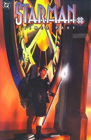 STARMAN TPB (1996-2005 DC)  #4