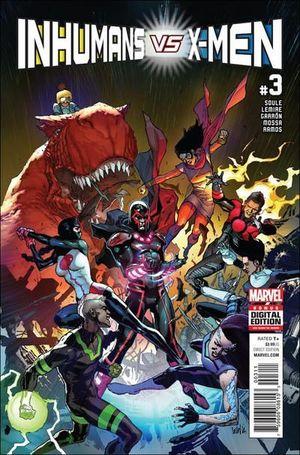 INHUMANS VS X-MEN (2016) #3