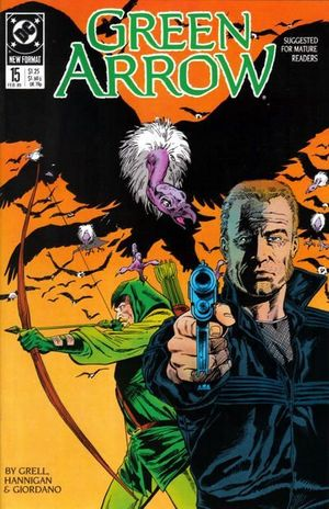 GREEN ARROW (1987 1ST SERIES) #15