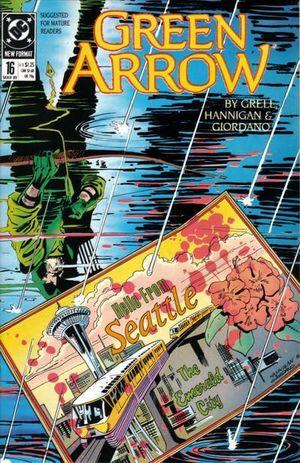 GREEN ARROW (1987 1ST SERIES) #16