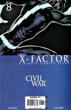 X-FACTOR (2005 3RD SERIES) #8