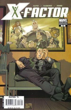 X-FACTOR (2005 3RD SERIES) #13B