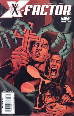 X-FACTOR (2005 3RD SERIES) #16