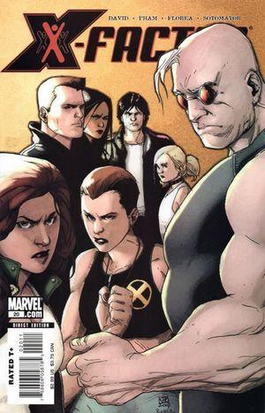 X-FACTOR (2005 3RD SERIES) #20