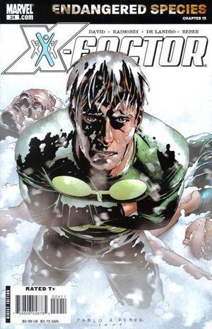 X-FACTOR (2005 3RD SERIES) #24