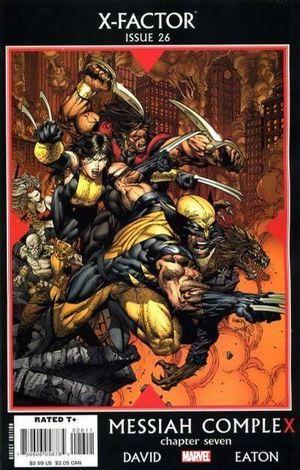 X-FACTOR (2005 3RD SERIES) #26