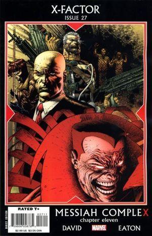 X-FACTOR (2005 3RD SERIES) #27