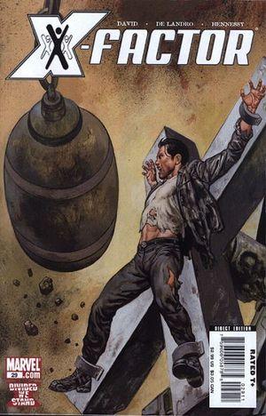 X-FACTOR (2005 3RD SERIES) #29
