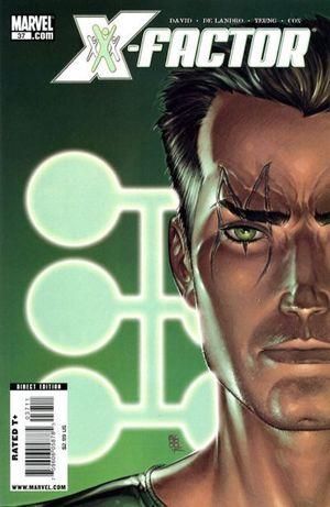 X-FACTOR (2005 3RD SERIES) #37