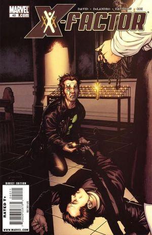 X-FACTOR (2005 3RD SERIES) #40