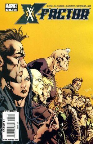 X-FACTOR (2005 3RD SERIES) #42