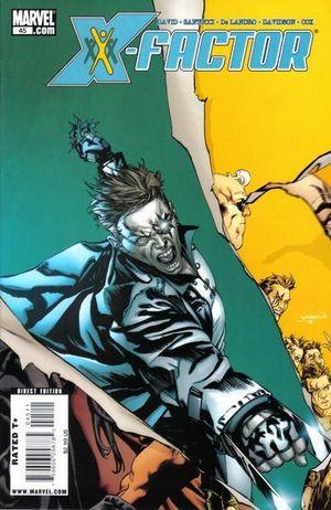 X-FACTOR (2005 3RD SERIES) #45