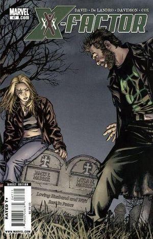 X-FACTOR (2005 3RD SERIES) #47
