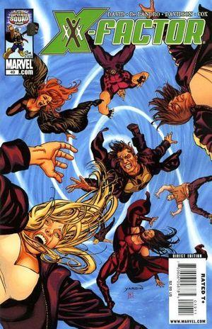 X-FACTOR (2005 3RD SERIES) #49