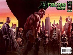 X-FACTOR (2005 3RD SERIES) #200