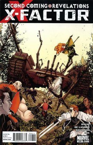 X-FACTOR (2005 3RD SERIES) #206