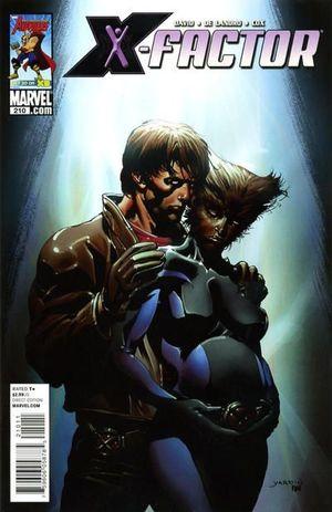 X-FACTOR (2005 3RD SERIES) #210