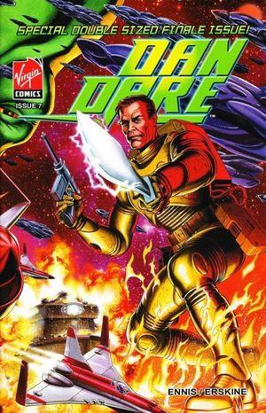 DAN DARE (2007 VIRGIN COMICS) #7
