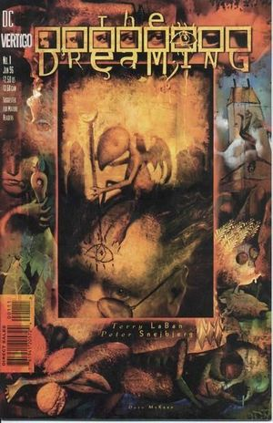 THE DREAMING (1996) #1