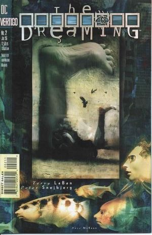 THE DREAMING (1996) #2