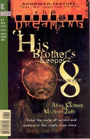 THE DREAMING (1996) #8