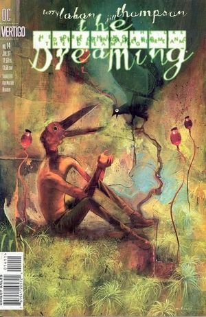 THE DREAMING (1996) #14