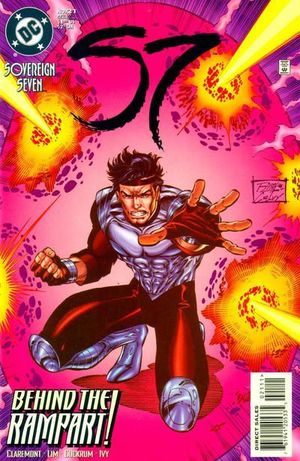 SOVEREIGN SEVEN (1995) #21